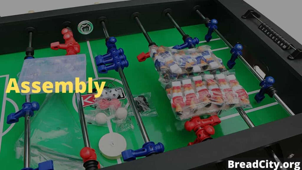 Honest review about KICK Legend 55″ Inch Foosball Table - Is this table worth buying? BreadCity