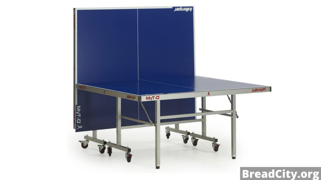 Is Killerspin MyT-O Outdoor Indoor Table Tennis Table worth buying? Should you buy it or not? Reviews