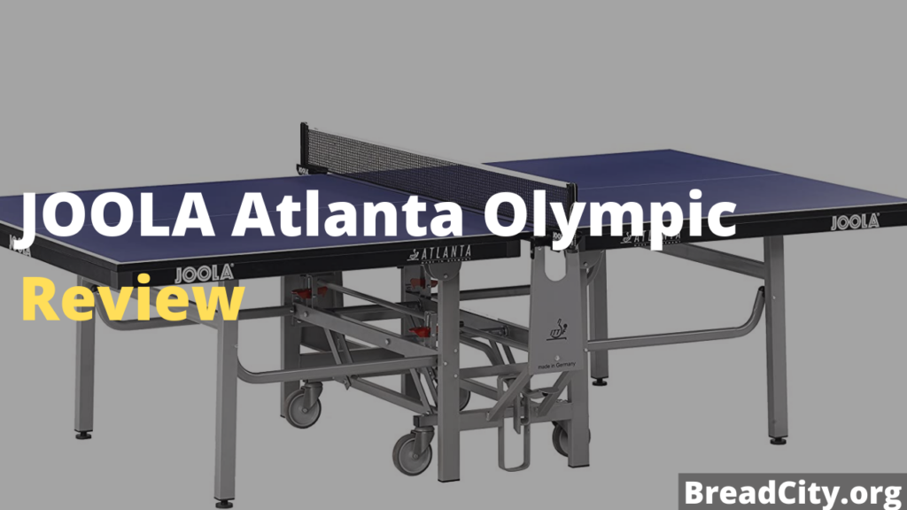 JOOLA Atlanta Olympic Review - Is it worth buying? BreadCity