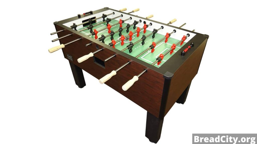 Should I buy Shelti Pro Foos II Deluxe Foosball Table? My personal review on BreadCity