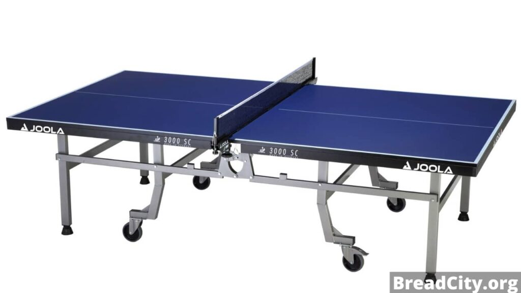 Should you buy the JOOLA 3000SC Table Tennis Table - My honest review on BreadCity