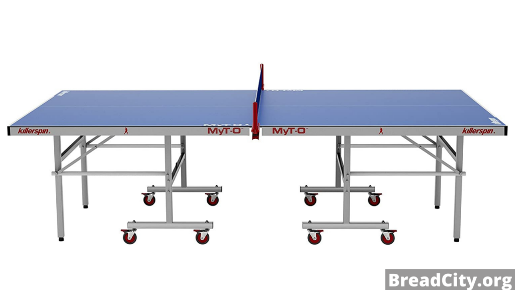 Should you buy the Killerspin MyT-O Outdoor Indoor Table Tennis Table - My honest review