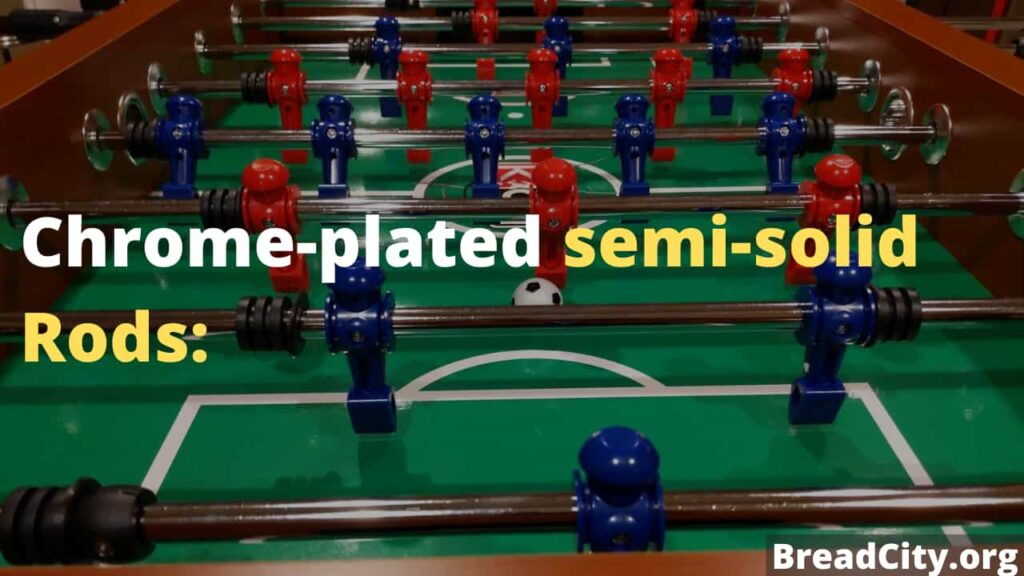 Specifications of KICK Legend 55″ Inch Foosball Table - My personal review