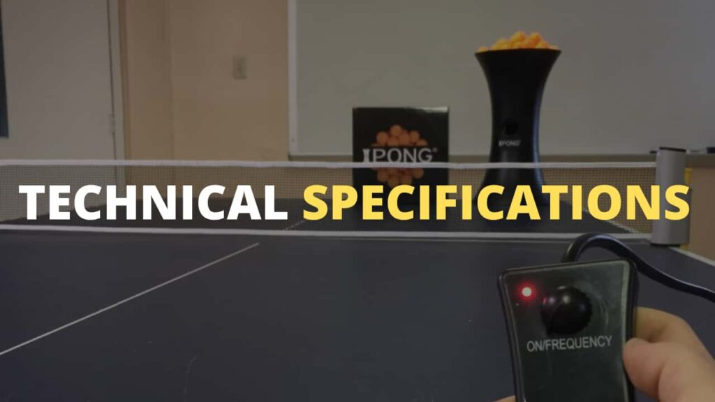 Technical Specification of iPong Topspin - Should I buy iPong Topspin