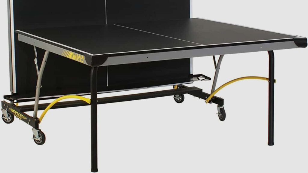 What special about Stiga Synergy Table tennis table? My honest review about stiga synergy