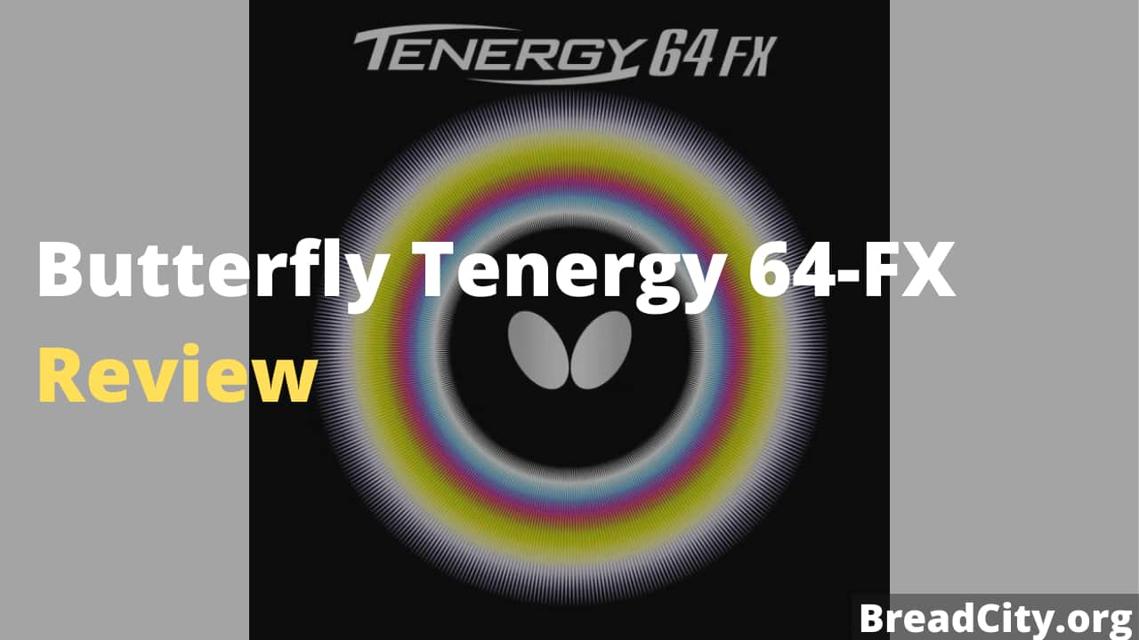 Butterfly Tenergy 64 Fx Table Tennis Rubber Review - Is it worth buying?