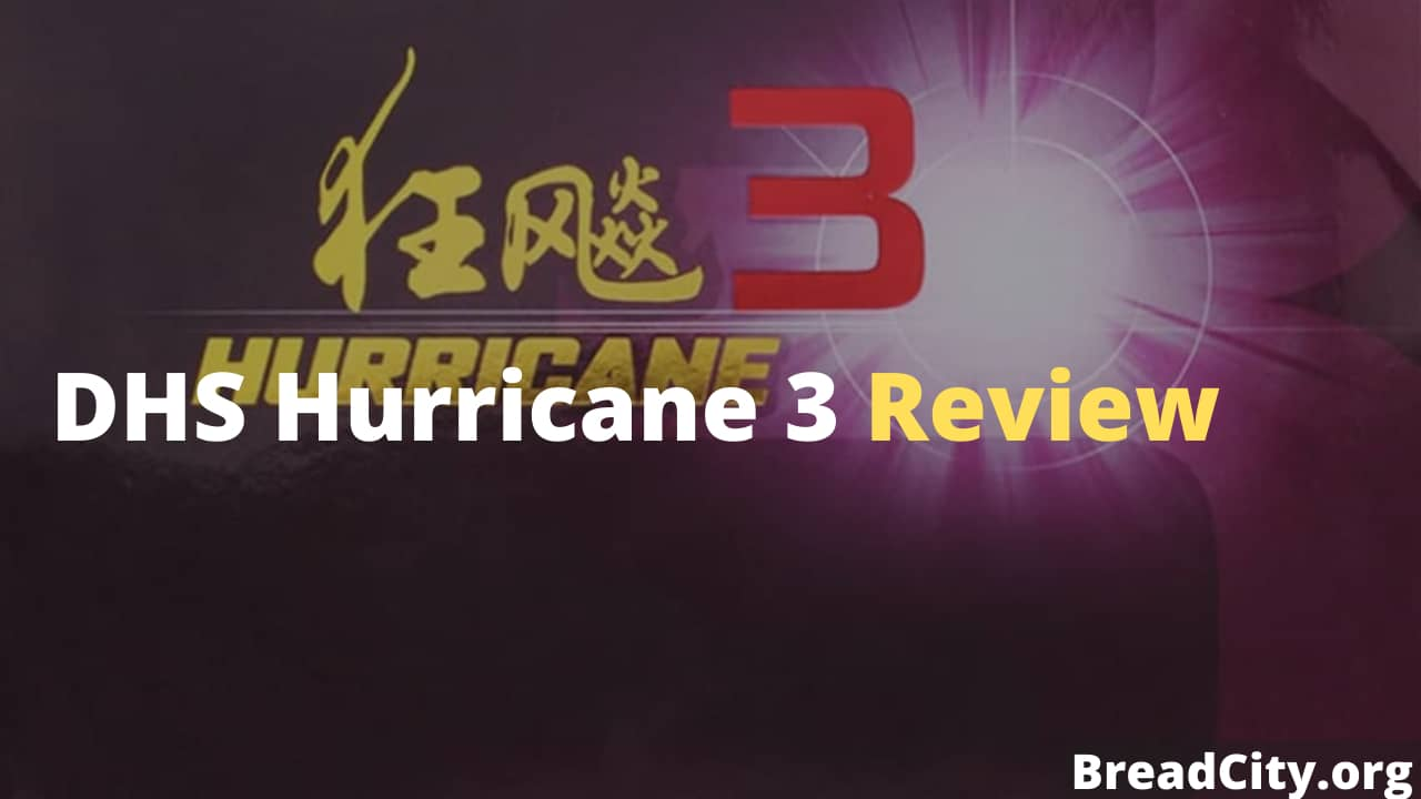 DHS Hurricane 3 Review - Is this table tennis rubber worth buying? My review on DHS Hurricane 3