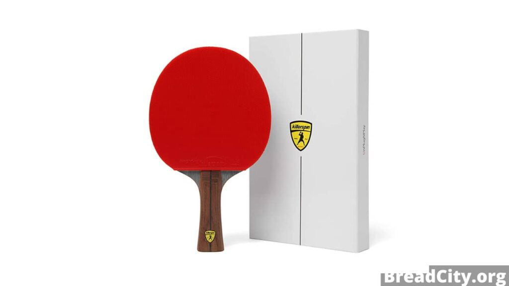 Is Killerspin JET800 SPEED N2 Paddle worth buying? My honest review on this ping pong paddle - BreadCity