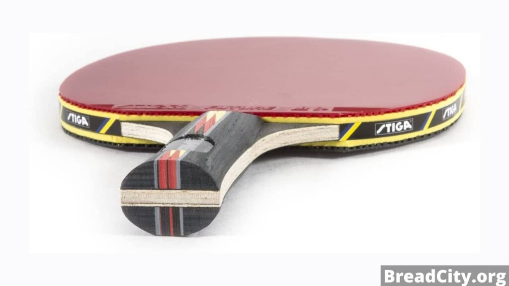 Is STIGA Supreme Table Tennis Racket worth buying? My review on this table tennis table - BreadCity