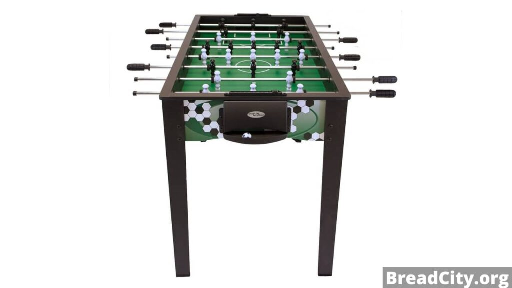 Is Sport Squad FX48 Foosball Table worth buying? Should you buy this foosball table - Review on this on BreadCity