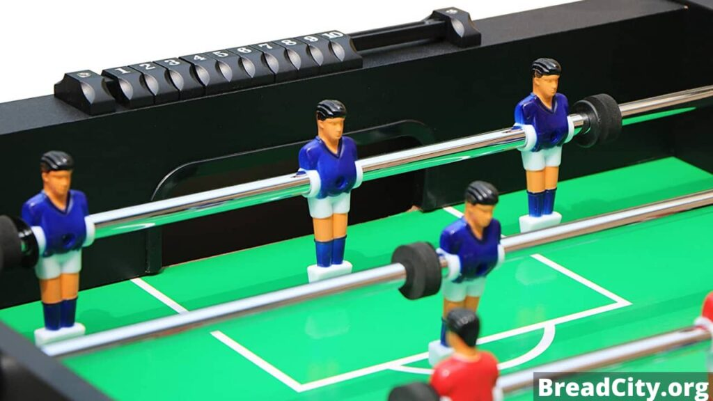Should I buy KICK Monarch 48 Inch Folding Foosball Table? My personal review on BreadCity