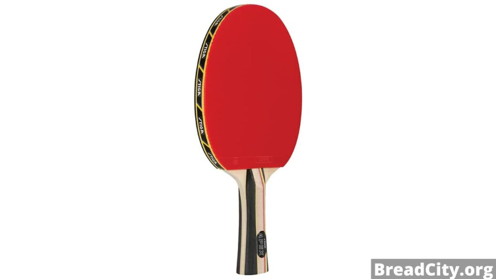 Should I buy STIGA Apex Table Tennis Racket? My personal review on this table tennis review