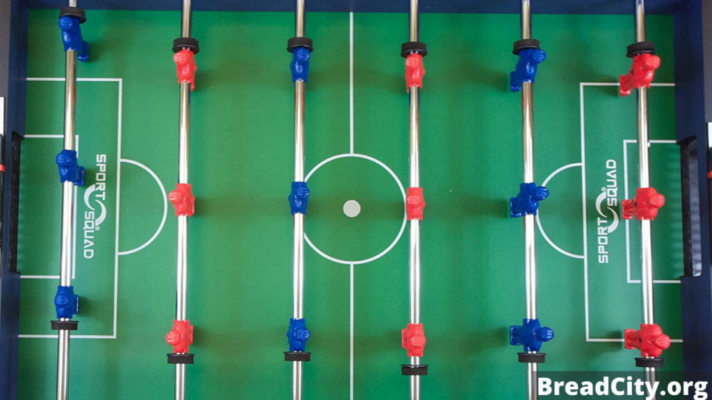 """Should I buy Sport Squad FX40 40"""" Table Top Foosball Table? Is it worth the money? My review"""