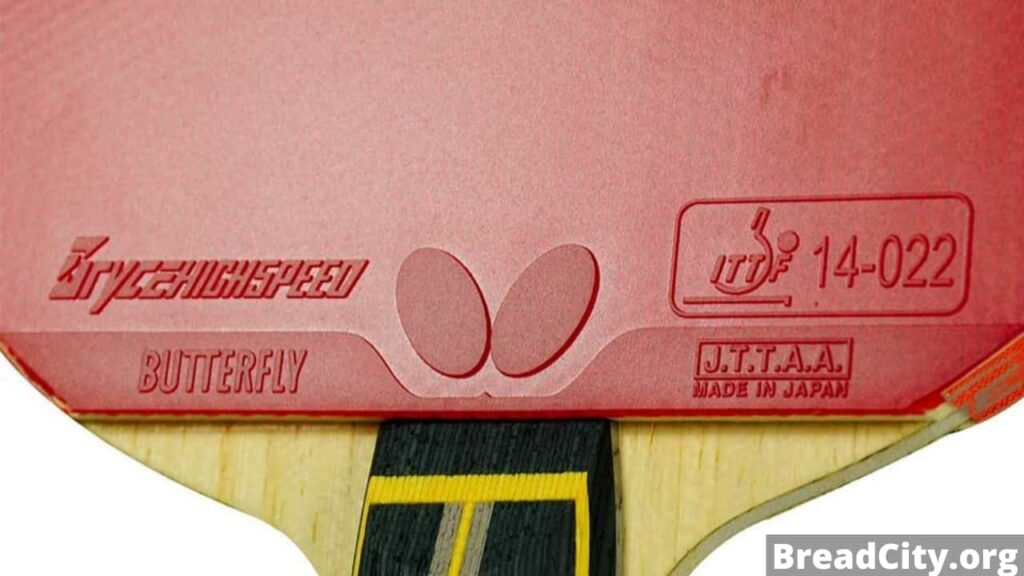 Should I buy the Butterfly Bryce HighSpeed? My personal review on this table tennis rubber