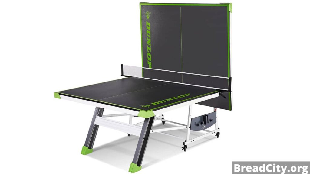 Should you buy the Dunlop Lenox Official Size Table Tennis table? Is it worth buying? My review