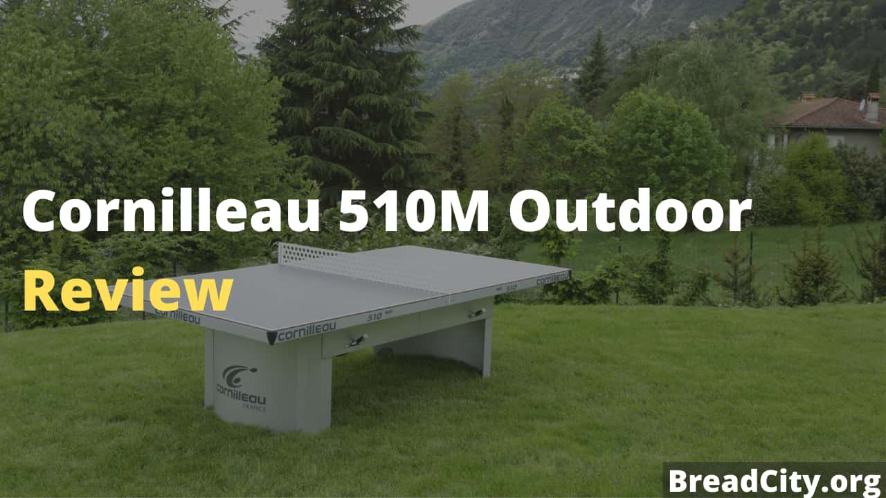 Cornilleau 510M Outdoor Table Tennis Table Review - Is it worth buying?