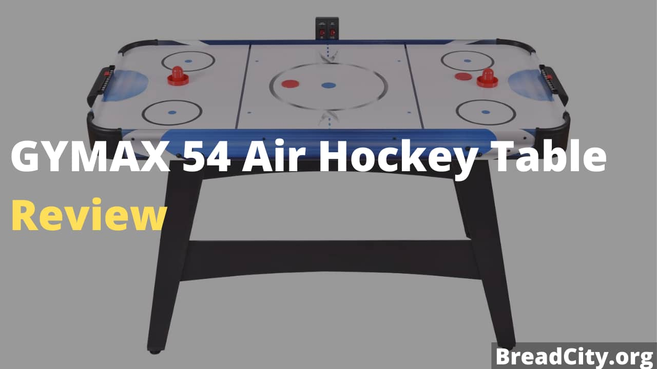 GYMAX 54 Air Hockey Table Review - Is this air hockey table worth buying?