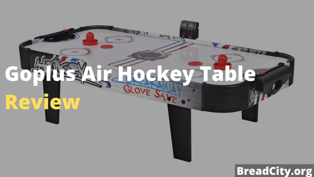 Goplus Air Hockey Table Review - Is it worth buying this air hockey table? - My review on this table