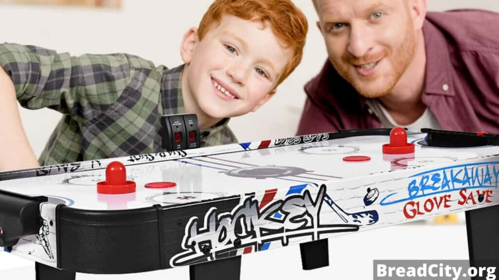 Is Goplus Air Hockey Table worth buying? Honest review and specs about this air hockey table