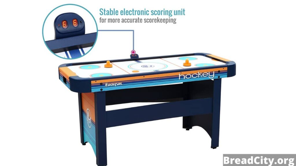 Is Harvil 5 Foot Air Hockey Table worth buying? My review on this air hockey table and specification