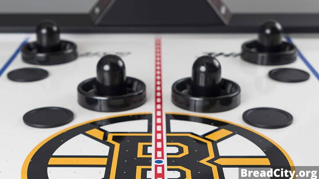 Is NHL 84 Inch Air Hockey Table worth buying? My review and specification of this air hockey table