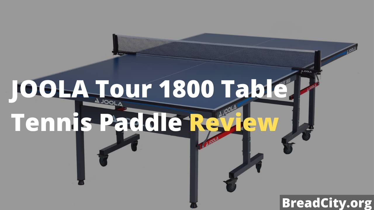 JOOLA Tour 1800 Table Tennis table Review - Is it worth Buying this table tennis table?