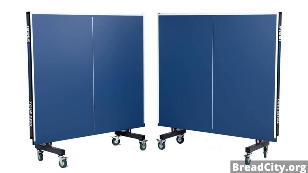 My review on JOOLA Tour 2500 Table Tennis Table - Is this table tennis table worth buying? My review on this ping pong table