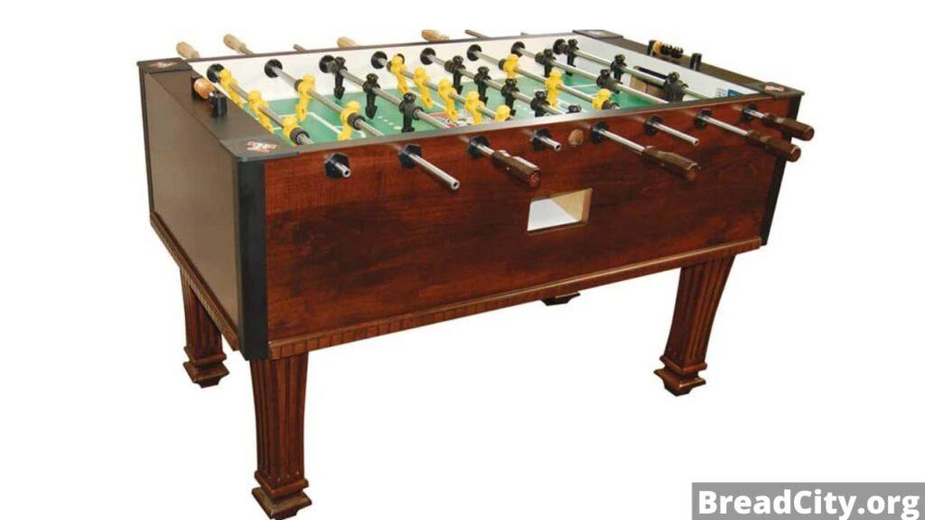 My review on Tornado Reagan Foosball Table - Honest review on this foosball table