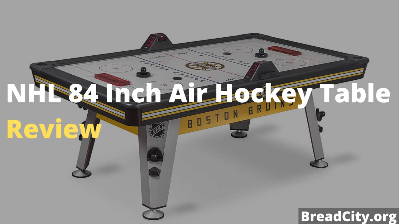 NHL 84 Inch Air Hockey Table Review - Is it worth buying this air hockey table