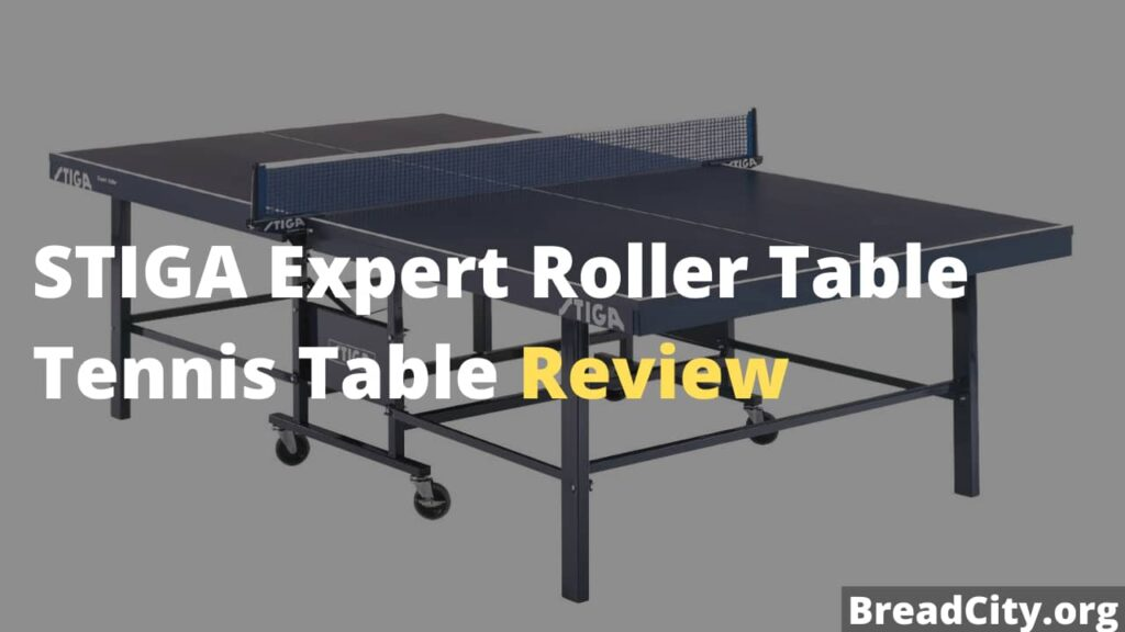 STIGA Expert Roller Table Tennis Table Review - Is it worth buying this table tennis table?