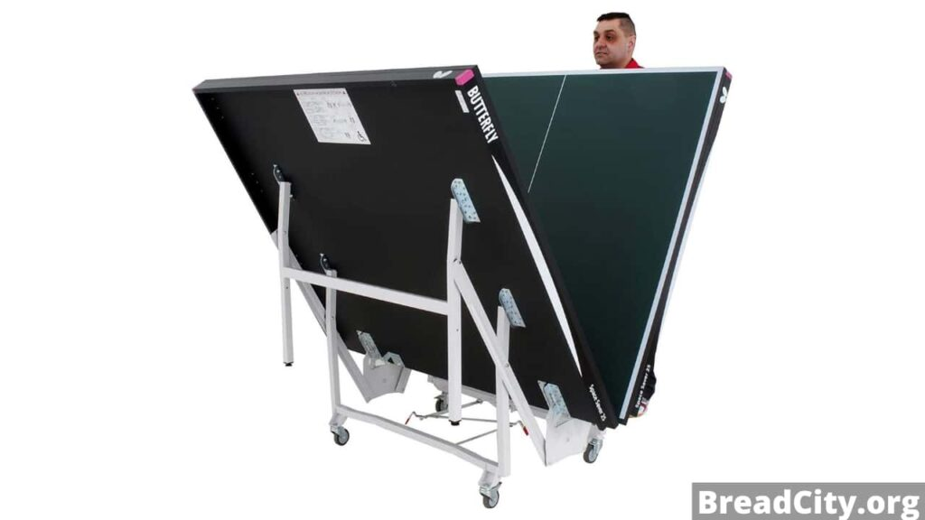 Should you buy Butterfly Space Saver 22 Table Tennis table? My honest review on this ping pong table