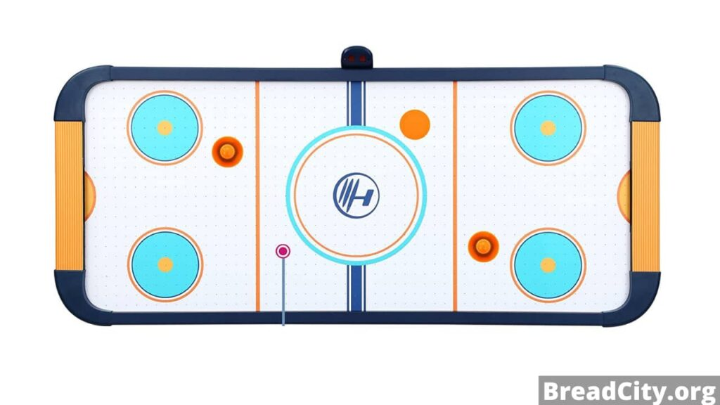 Should you buy Harvil 5 Foot Air Hockey Table? My review and specifications of this air hockey table