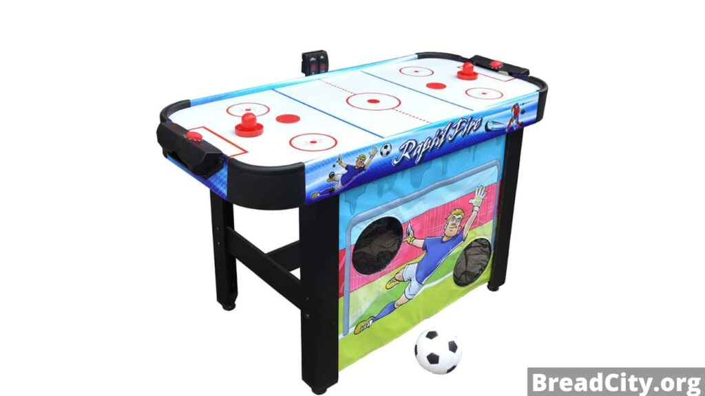 Should you buy Hathaway Rapid Fire 3 in 1 Air Hockey Table? My review and specs about this table