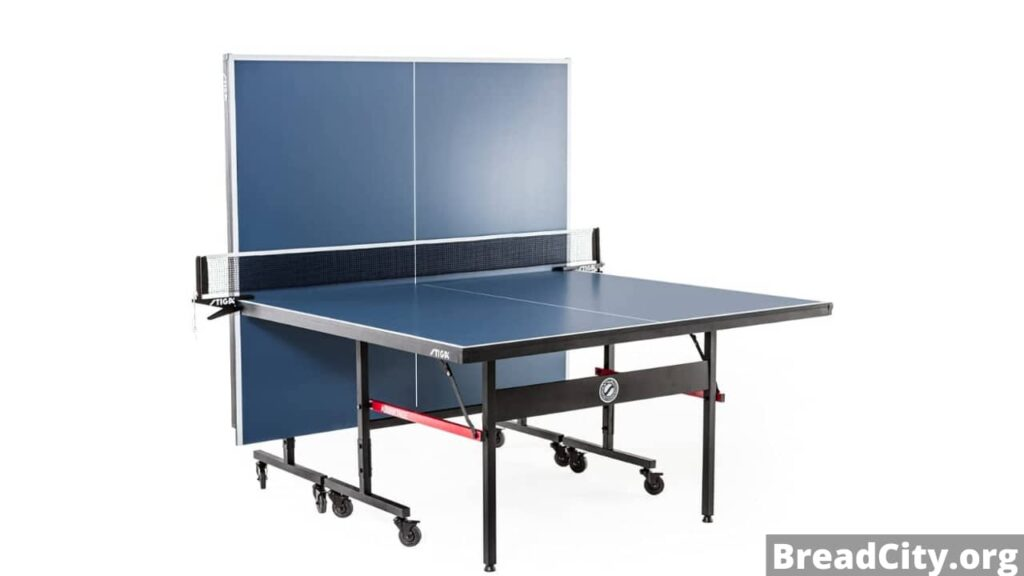 Should you buy Stiga Advantage Table Tennis Table? My review on this table tennis table and its specification