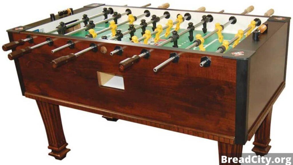 Should you buy Tornado Reagan Foosball Table? My honest review on this foosball table