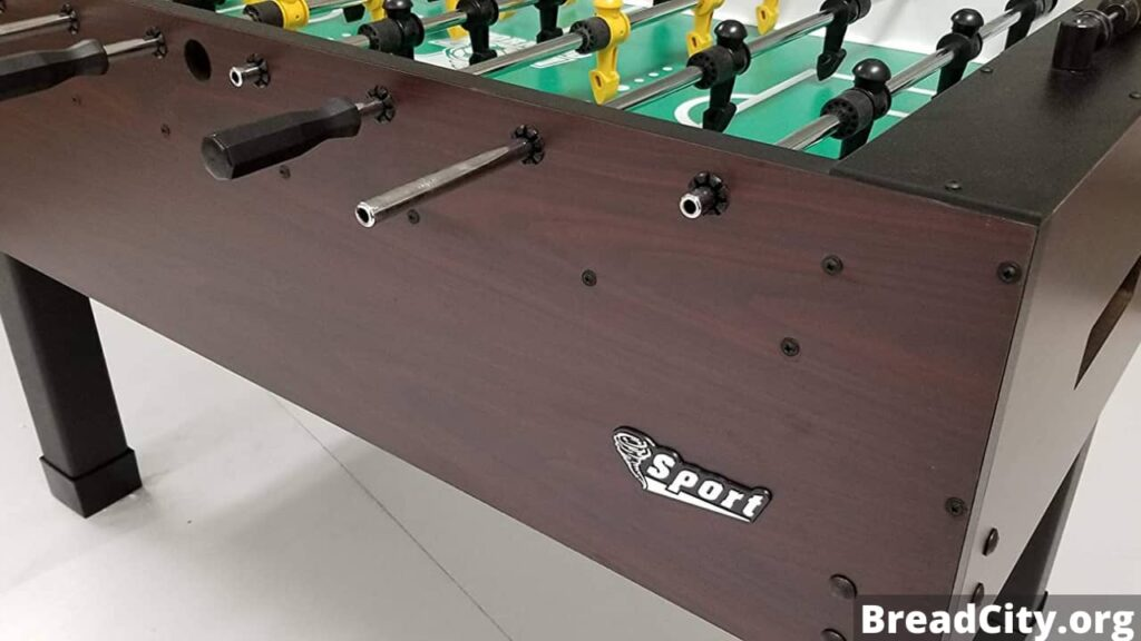 Should you buy Tornado Sport Foosball Table? My review and features of this foosball table
