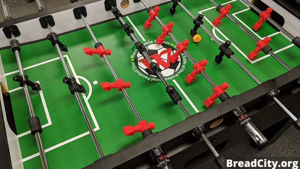 Should you buy Warrior Pro Foosball Table? My honest review on this foosball table