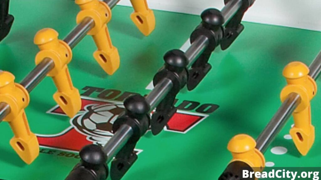 Should you buy the Tornado Worthington Foosball Table? My honest review on this foosball table - BreadCity